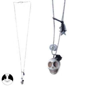 TEENAGER CUTE KAWAI FASHION JEWELRY / HAIR ACCESSORIES SKULLS Jewelry