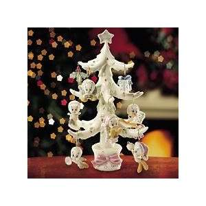 Lenox Tweety Bird Christmas Tree Figurine