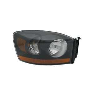RAM PICK UP (w/ Black Bezel) PASSENGER SIDE HEADLIGHT Automotive