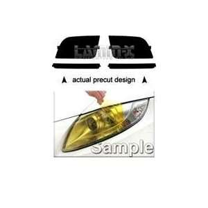 com Ford Mustang (05 09) Headlight and Turn Signal Vinyl Film Covers