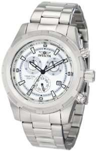 Mens 1558 II Collection Swiss Chronograph Watch Invicta Watches