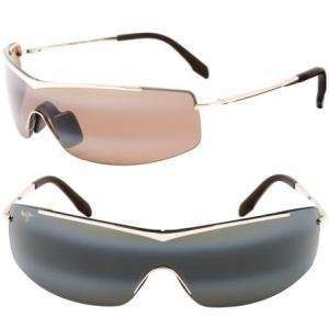 Maui Jim Sandbar Sunglasses Gold, One Size Sports
