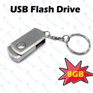 Mini 8GB USB Drive Flash Removable Storage Memory Stick Electronics