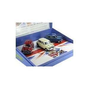 Italian Job, Austin Mini Cooper Set (Slot Cars) Toys & Games