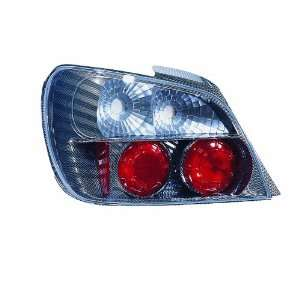 02 03 Subaru WRX Carbon Fiber Altezza Euro Tail Lights