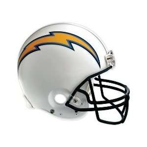 San Diego Chargers Helmet   FatHead Life Size Graphic