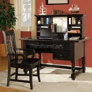 Steve Silver Furniture Bella Home Office Set (Black