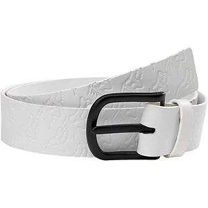 Fox Racing Double Threat Belt   36 38/White Automotive