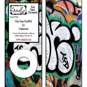 Hip Hop Graffiti Ipod Nano 4 Skin Cover