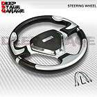 universal 6 bolt aluminum 320mm racing steering wheel b fits buick