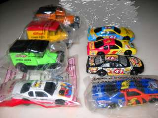 ~GENERAL MILLS CEREAL CARS & TRUCKS~Mail / Give Away~ KELLOGGS