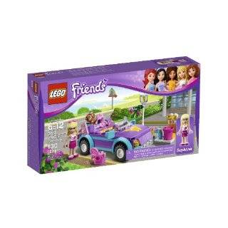LEGO Friends Stephanies Cool Convertible 3183 by LEGO